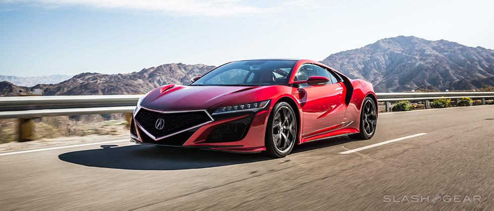 We gave the Acura NSX a nose-job