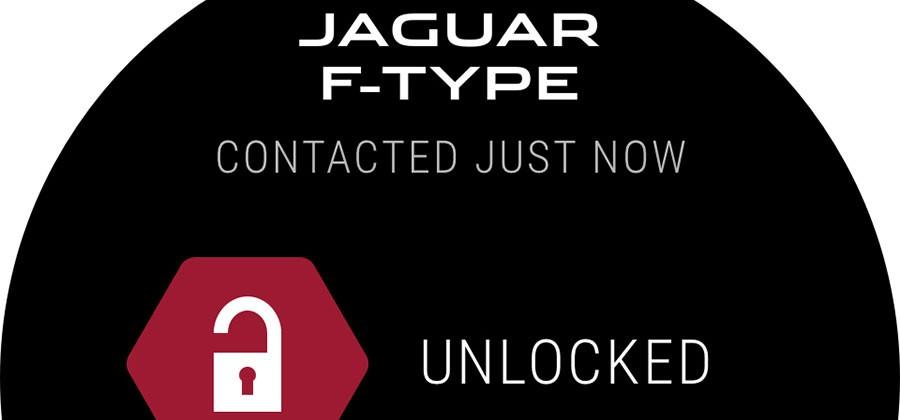 Jaguar app for wearables checks fuel level, unlocks doors