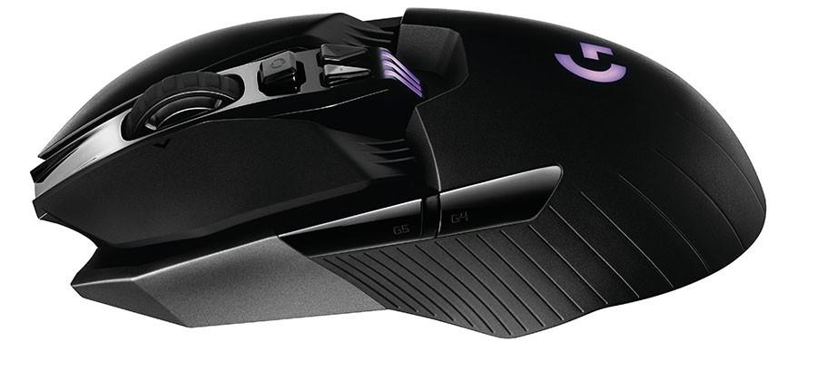 Logitech G900 Chaos Spectrum gaming mouse has 12,000 dpi