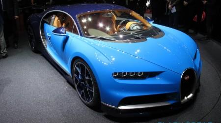 The hottest cars from the Geneva Motor Show 2016