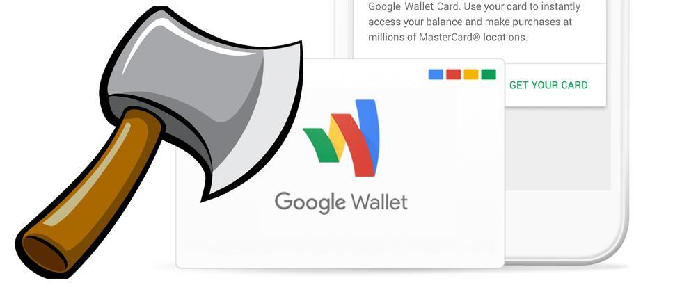 Google Wallet Debit Card going away [UPDATE: Confirmed]