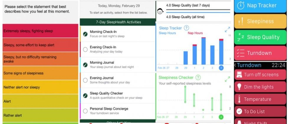 IBM brings Watson AI to Apple Watch with SleepHealth app