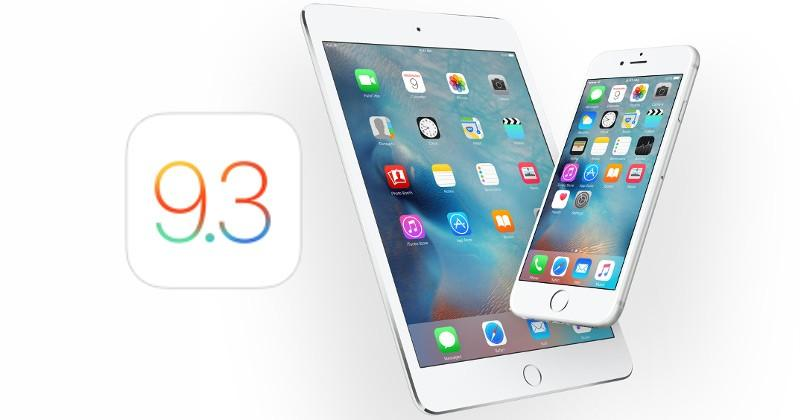 iOS 9.3 New Features – Here's what to expect