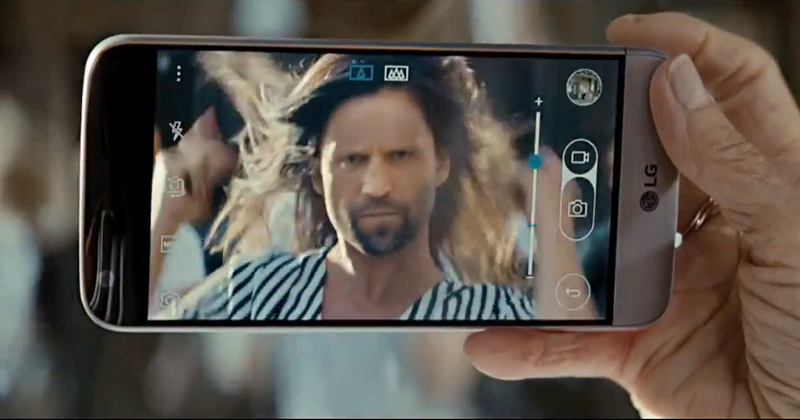 Jason Statham punches, dances, dresses in full LG G5 commercial