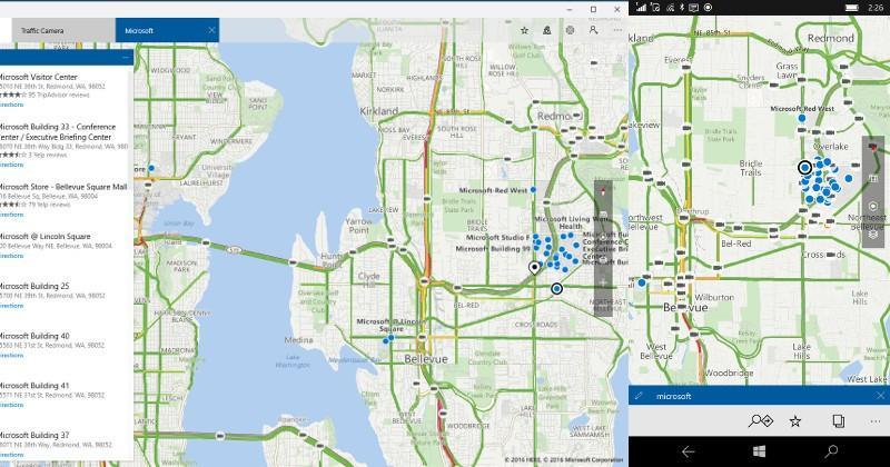 Windows 10 Preview: superpowered Maps, Japanese input support