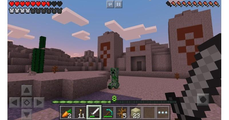 Minecraft on mobile will soon get command blocks, mods