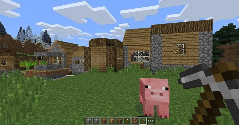Minecraft is really coming to the Gear VR, date still unknown