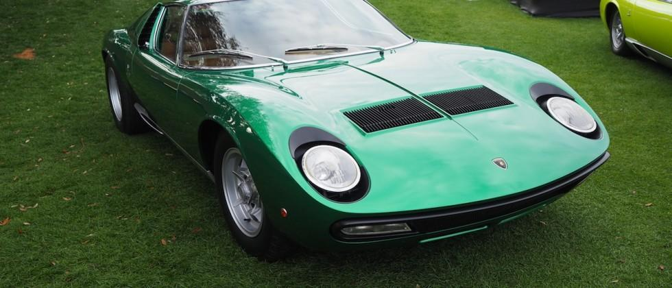 Very First Lamborghini Miura Sv Restored In Honor Of 50th