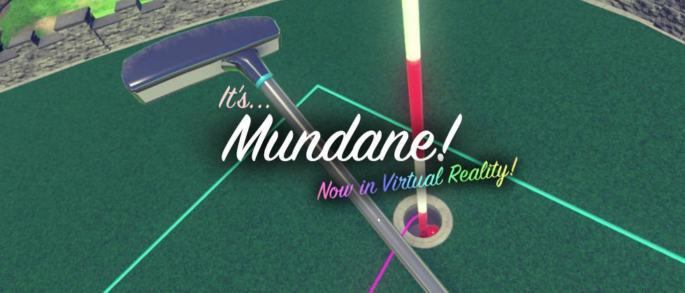 VR's Secret Sweet Spot: The Mundane