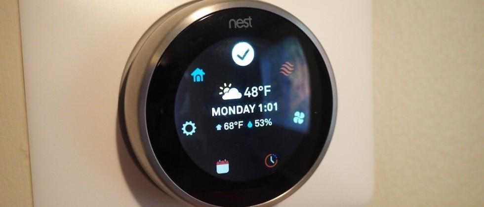 Nest products get family accounts and better home or away detection