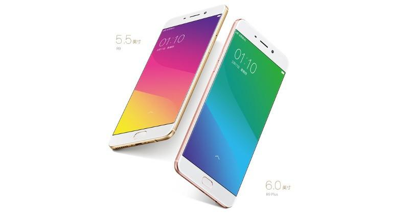 OPPO R9, R9 Plus debut with 16MP front cameras