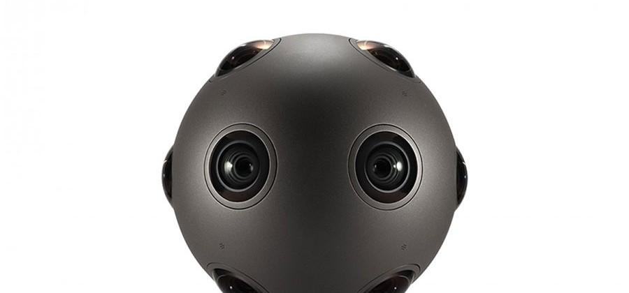 Nokia OZO Professional VR camera launches in Europe for immersive VR videos