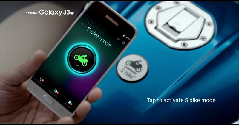 Samsung Galaxy J3 launches in India, highlights S Bike mode
