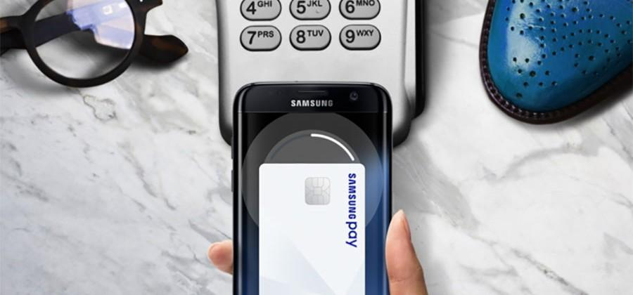 Samsung Pay mobile wallet now available in China