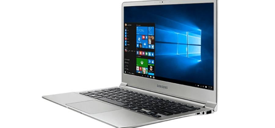 Samsung Notebook 9 ultrabooks launch with up to Core i7 chips