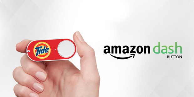 New Amazon Dash buttons released for over 100 brands