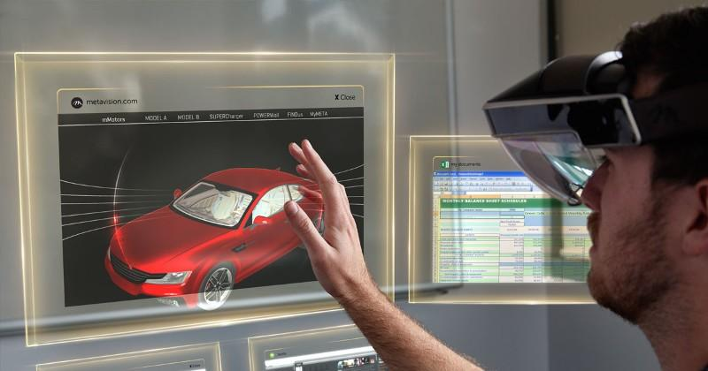 Augmented reality is the future our hands are not yet ready for