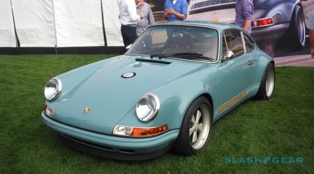 "Porsche 911 reimagined by Singer ""The Florida Car"" Gallery"