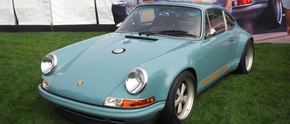 """Porsche 911 reimagined by Singer """"The Florida Car"""" Gallery"""