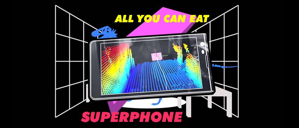 Android Superphone: 5 features you're going to want