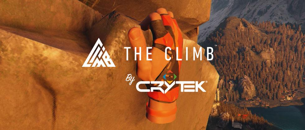 Oculus VR Preview – The Climb