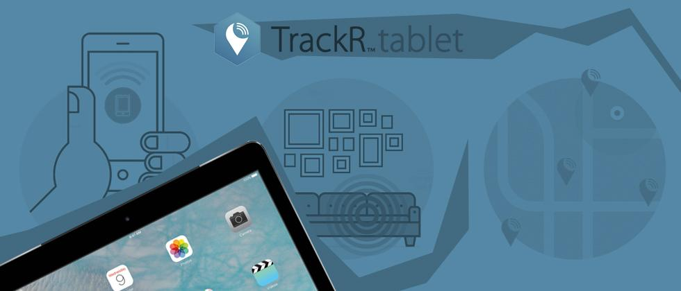 TrackR app tracks your iPad, iPhone with Crowd GPS