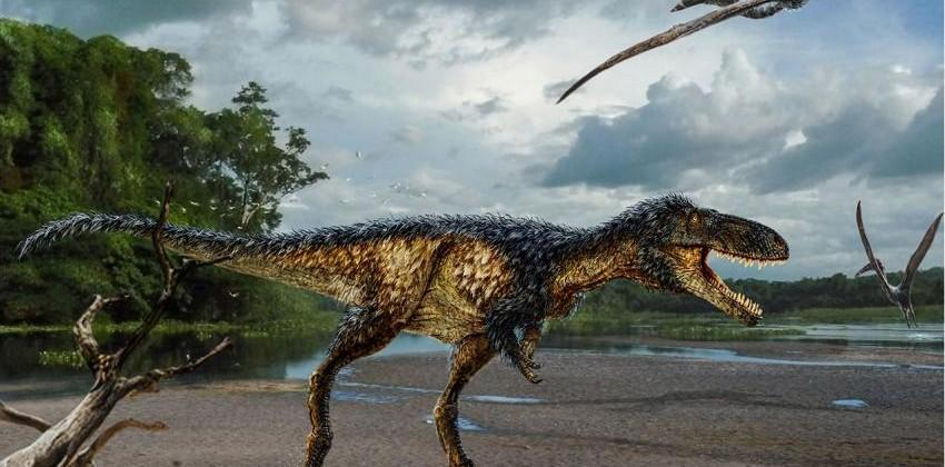 T-Rex missing link: a horse-sized predator with super hearing