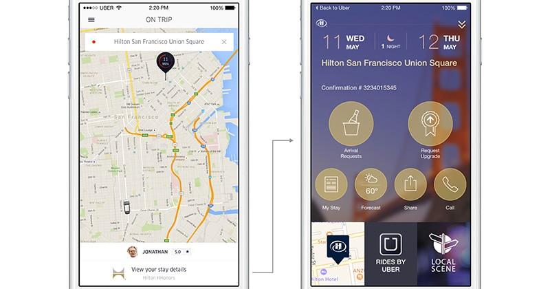 Uber lets you check into your hotel with new Trip Branding feature