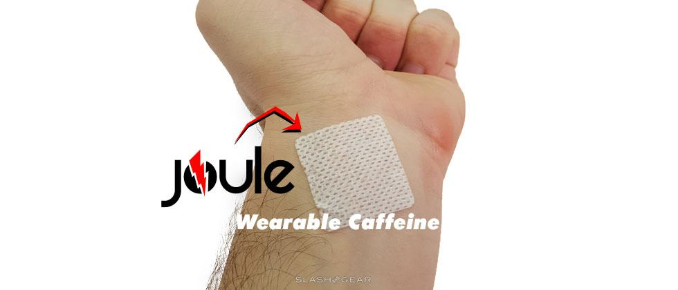 Joule Wearable Caffeine Patches Review : Better Than Coffee