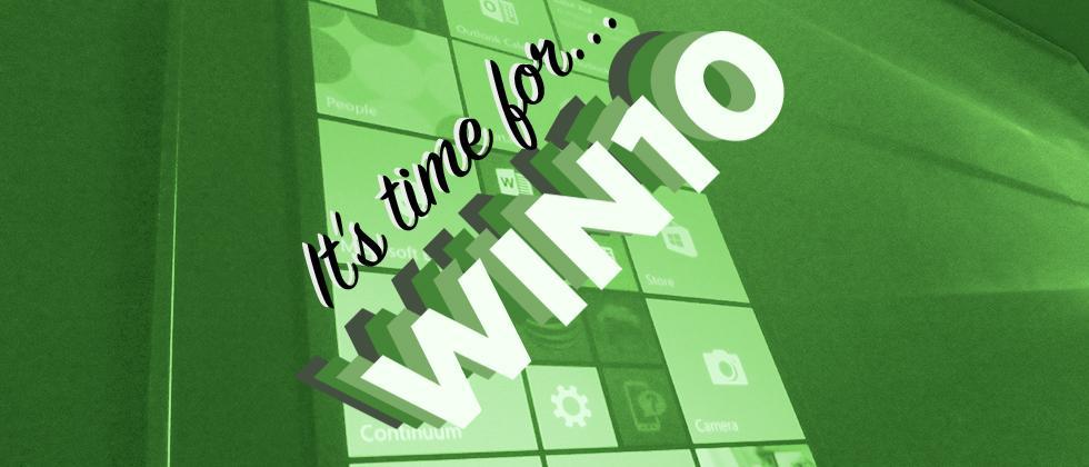 Windows 10 update released to Windows Phone