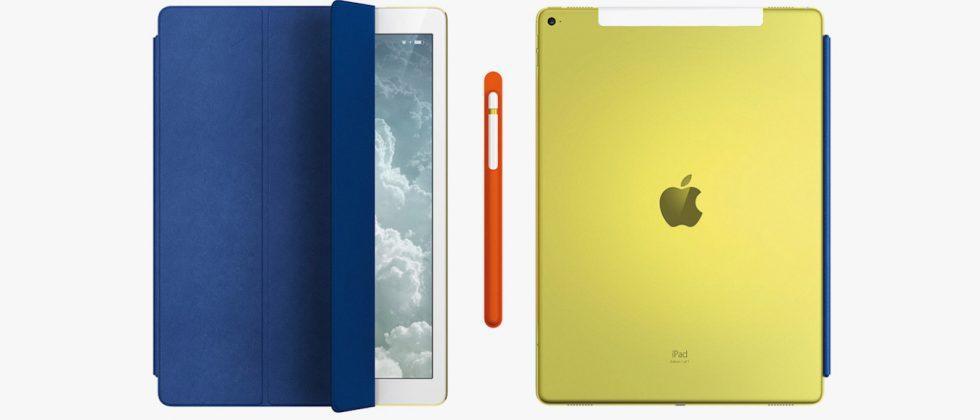 Custom iPad Pro designed by Jony Ive heads to charity auction