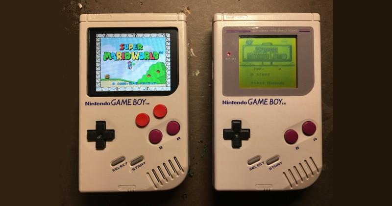 RPi-powered Gameboy Zero puts a twist on emulation
