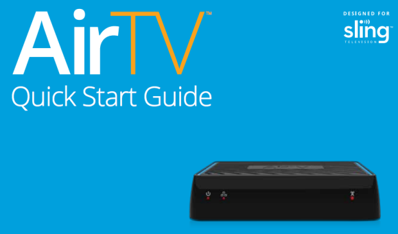 AirTV set-top box tipped to bring local OTA channels to Sling TV