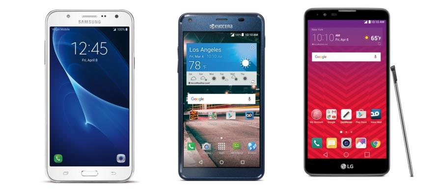 Boost Mobile adds Samsung Galaxy J7, LG and Kyocera phones
