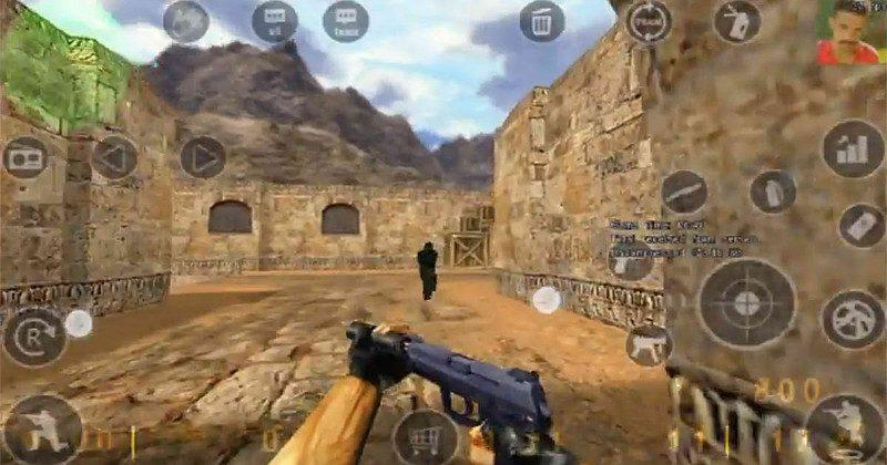 Counter-Strike 1.6, with multiplayer, gets unofficial Android port
