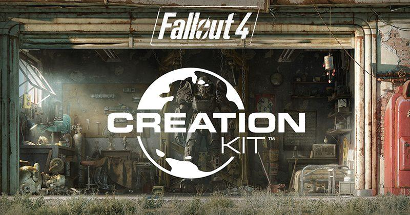 Fallout 4's Creation Kit is live on PC, coming later to Xbox One and PS4