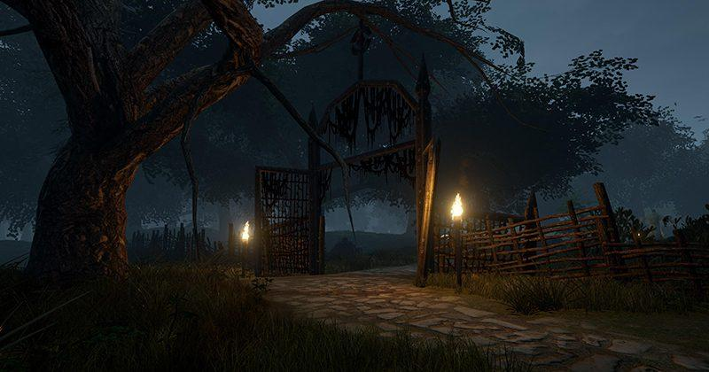 World of Warcraft's Duskwood gets a spooky makeover in Unreal 4