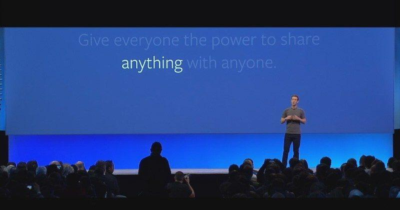 Facebook standalone camera app tipped as users share less