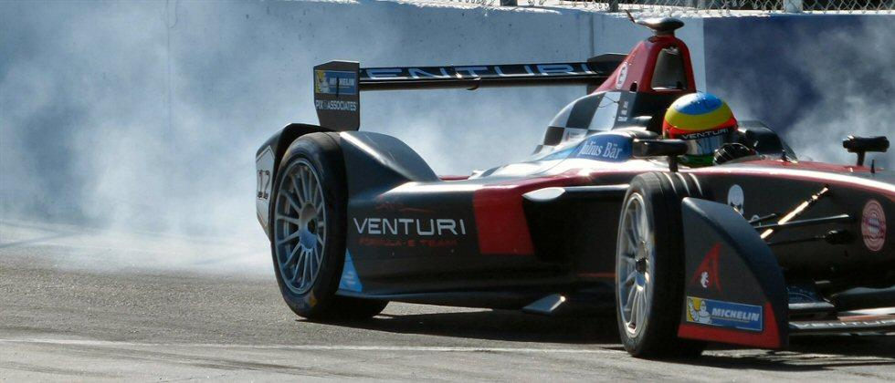 We go Electric Racing at the Formula E Long Beach ePrix