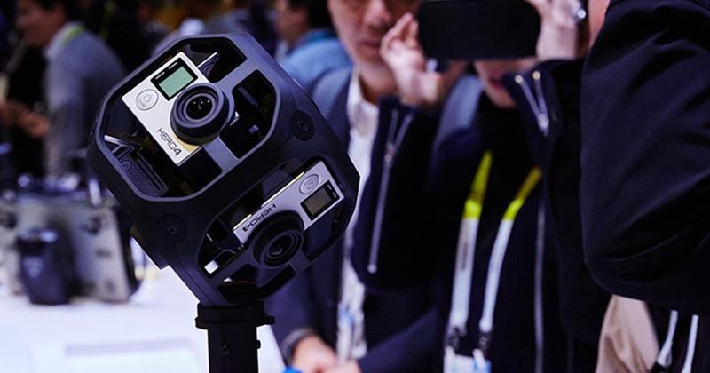 GoPro Omni packs six HERO4 Black cameras for perfect spherical video