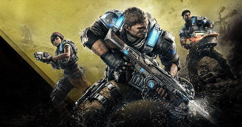 Gears of War 4 Ultimate Edition comes with early access