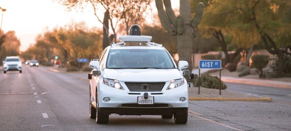 Google's self-driving cars head to Arizona for desert testing