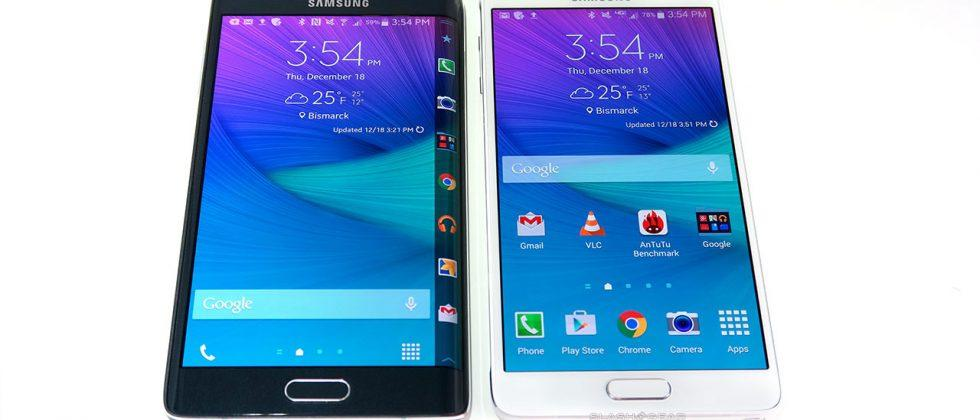 Latest Galaxy Note 6 rumor gives it 5.8″ screen, 4000mAh battery