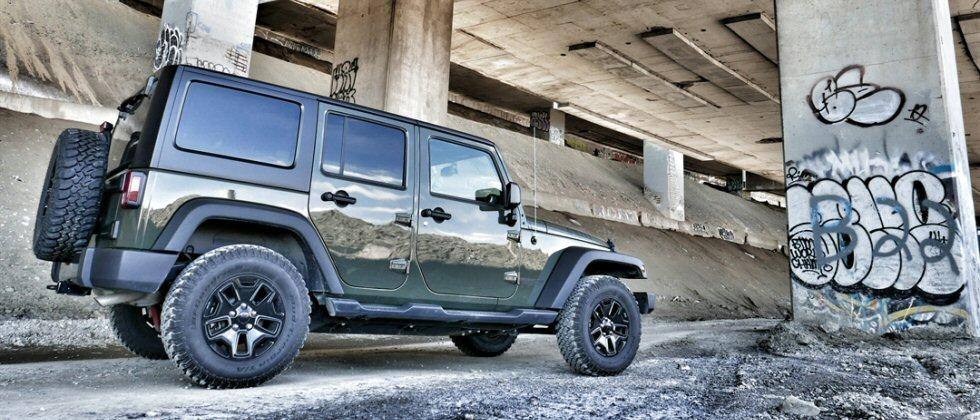 2016 Jeep Wrangler Unlimited S Wheeler Review