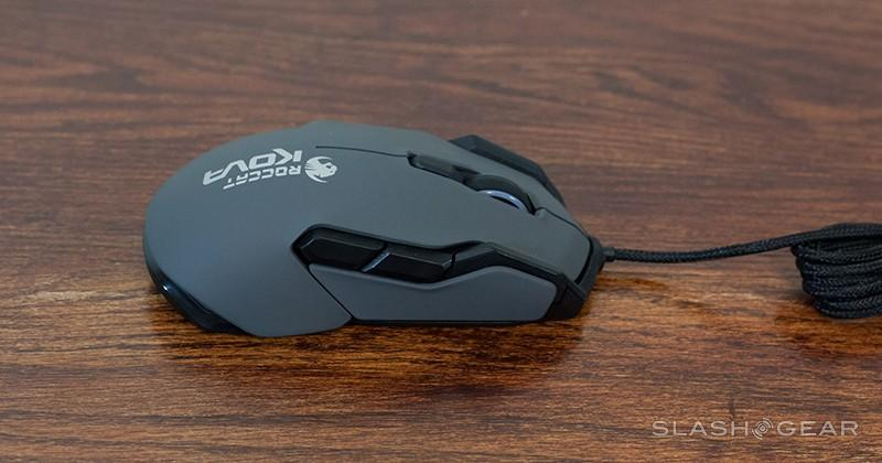 Roccat Kova Mouse Review – Affordable, solid design