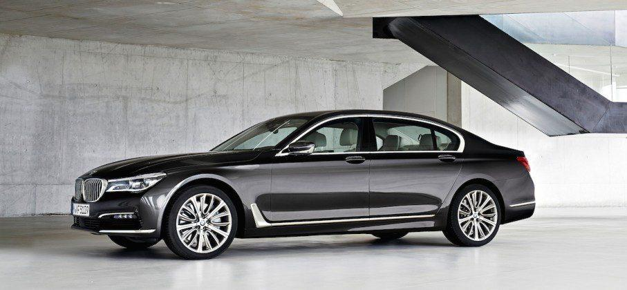 BMW 7 Series recalled, sales stopped over airbag issues