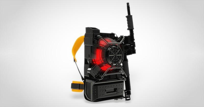 Sony's Proton Pack will turn you into a real-life Ghostbuster [April Fools]