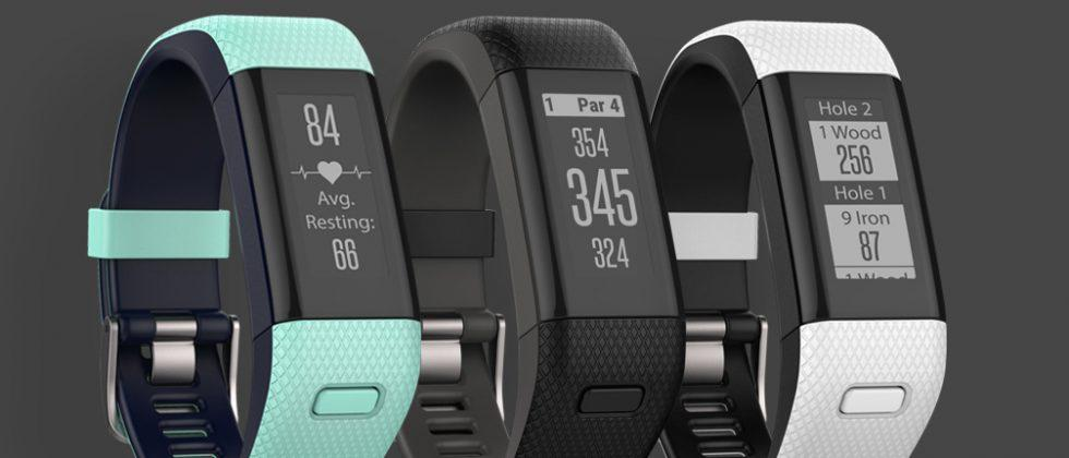 Garmin's new Approach X40 is a golf-based fitness wearable