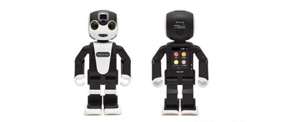 Sharp RoBoHoN walking robot phone starts shipping next month