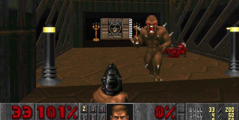 AI's next big challenge is a Doom deathmatch